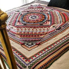 sophies garden or mandala or universe or crochet - Google-Suche