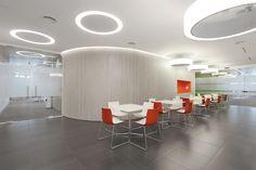 Iluminacion tecnica con luz fluorescente o led, Bubble y Bubble Up. (Espacio Aretha agente exclusivo para España)