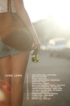 music for june. thank you kate @ wit + delight