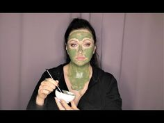 Face Massage, Halloween Face Makeup, Health Fitness, Youtube, Make Up, Skin Care, Beauty, Funny, Maquillaje