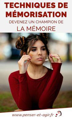 Techniques de mémorisation : devenez un champion de la mémoire