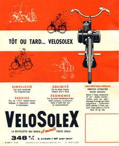Tôt ou Tard...Velosolex