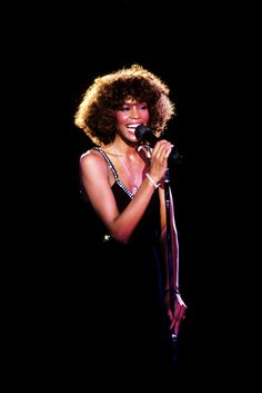 Whitney Houston ... find your strength in love