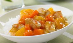 APRICOT AND SWEET CHILLI CHICKEN HOTPOT in just 25 minutes!