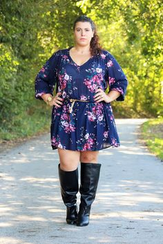 Plus Size Fashion - A Plus Size Girl Who Loves Fashion