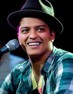 Bruno Mars - best singer/songwriter working today