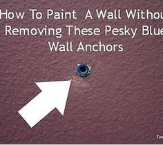 Don't damage your walls - and emotional health - by trying to dig these out. Read this!