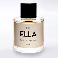 Day Ella Eau de Parfum #fragrance #packaging #typography