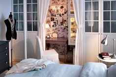 Частный салон - Спальня Идеи, Мебель & Дизайн (houseandgarden.co.uk)