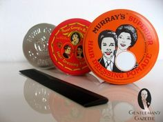 Pomade Guide & Test: Georgia Brown, Murray's & Royal Crown — Gentleman's Gazette