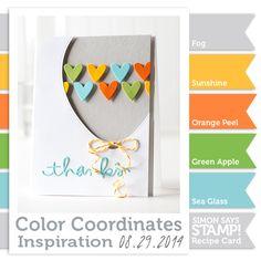 Color Coordinates Recipe