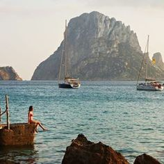 The quieter side of Ibiza, Spain European Summer, Italian Summer, Places To Travel, Places To See, Travel Destinations, Couple Travel, Wanderlust, Le Havre, Summer Dream