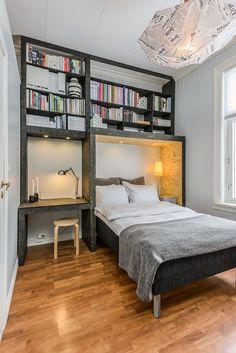 FINN – Sjeldent stilfull leilighet med smarte løsninger og særpreg i Hamar sentrum. MÅ OPPLEVES!