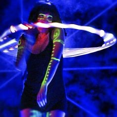 Hoopissima Led Hula Hoop, Croydon, Pretty Lights, Skates, Edm, The Darkest, Flow, Dancing, Wicked