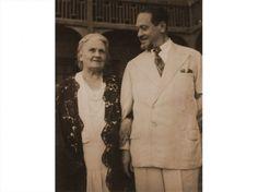 Mario and Maria Montessori