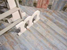 VIVES Azulejos y Gres - Floor tiles porcelain wood effect tiles Faro Homemade Wood Stains, Shabby Chic Flooring, Timber Tiles, Wood Tiles, Wood House Design, Wood Effect Tiles, Vinyl Flooring, Vintage Wood, Rugs In Living Room