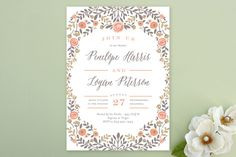 Bridal Shower Invitations and Wedding Shower Invitations | Minted