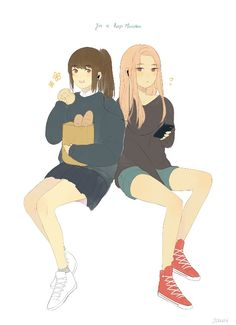 BTS As Girls ~ DON'T SHIP IT -_-'