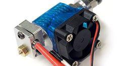 [3D CAM] All Metal Hot End V6 for RepRap 3D Printer Bowden Extruder 3.0mm Filament 0.5mm Nozzle 12V 40W Heater – 3D PRINTER CHAT