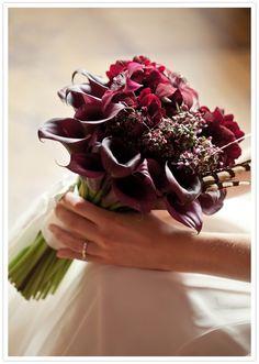 #Wedding #Casamento #Buquê #Burgundy
