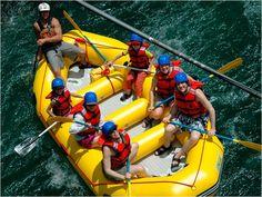 Combo Aventura Canopy & Rafting - Agencia Destinos Viajes