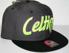 NBA Boston Celtics Men's Retroscript Twill Snapback Cap, One Size, Charcoal by '47 Brand. $19.95. Flat brim shape. Retro snapback design. 108/58 Cotton Twill. Adjustable back closure. Raised embroidered team logo on front. Made from 108/58 cotton twill. 47 Brand provides the quality all true fans desire in their gear. Known for their vintage look and feel, '47 has managed to also provide a new school spin to this old school craze. The Big Shot series is designed to feature enla...