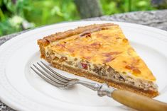 Quiche Lorraine, Pizza, Lasagna, Food And Drink, Breakfast, Ethnic Recipes, Morning Coffee, Lasagne