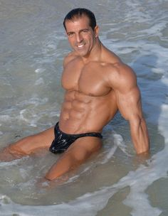 handsome muscle, good bulge