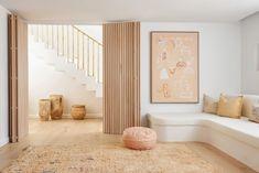 Study Interior Design, Interior Design Inspiration, Beach Interior Design, Gold Interior, Home Living Room, Living Spaces, Chula, The Design Files, Build Your Dream Home