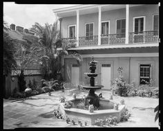 John Gauche House, 704 Esplanade Ave., New Orleans, Orleans Parish, Louisiana