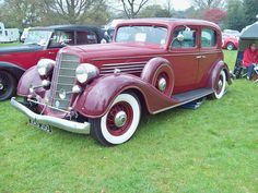 Buick Sedan, Buick Cars, Vintage Cars, Antique Cars, Weston Park, Classy Cars, Old Classic Cars, Us Cars, Muscle Cars