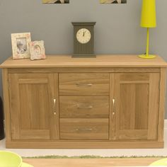 mobel oak sideboard large