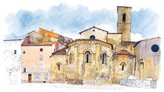Manosque - L'Eglise de Saint-Sauveur - Fabrice Moireau