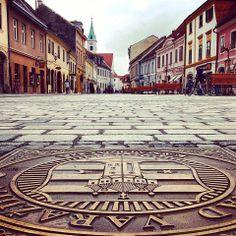 #82 Walk down Gajeva Street, probably the most beautiful street in Varaždin.  Photo by Volim Varaždin