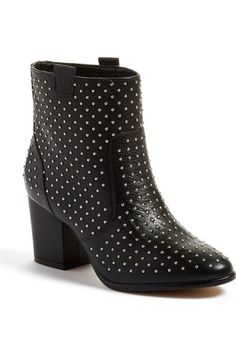 Rebecca Minkoff 'Sierra' Stud Bootie (Women) available at #Nordstrom