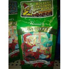 Lion Kona Coffee Holiday Roast --- http://www.amazon.com/Lion-Kona-Coffee-Holiday-Roast/dp/B00A4S37C6/?tag=httpvlmarketi-20