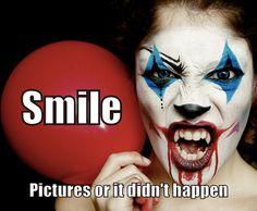 "Amanda Palmer ""Smile""."