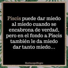 Cierto Pisces Quotes, Zodiac Society, Zodiac Signs, Cards Against Humanity, My Love, Memes, Kawaii, Truths, Zodiac Signs Pisces