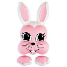Pink Bunny Pop Tops