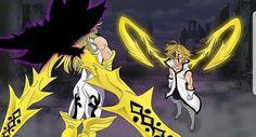 Wrath Seven Deadly Sins, Seven Deadly Sins Anime, Seven Deady Sins, Big Battle, Demon King, Anime Love, Boruto, 1, Princess Zelda
