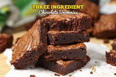 3-Ingredient Brownies | eBay