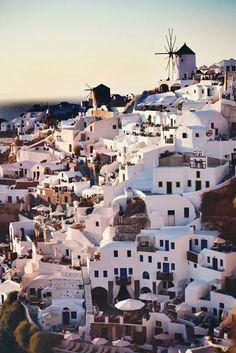 The Steps of Santorini, Greece - Cheezburger