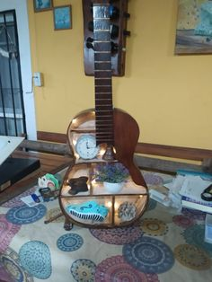 Music Things, Music Instruments, Deco, Musical Instruments, Decor, Deko, Decorating, Decoration
