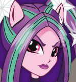 My Little Pony Equestria Girls - Aria Blaze