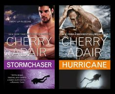 REVIEWS:   STORMCHASER / HURRICANE by Cherry Adair at The Reading Cafe:  http://www.thereadingcafe.com/stormchaser-hurricane-cutter-cay-4-5-by-cherry-adair-reviews-excerpt-giveaway/