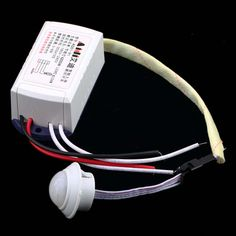 New 1pc Sensor Intelligent Sensing Switch Body Light Motion IR Infrared Module hot sale Body Sensor Intelligent Switch #Affiliate
