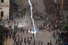 احداث ميدان التحرير اليوم الاحد 25/11/2012 يوتيوب فيديو وصور