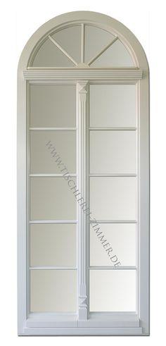 ... individuell geplant und gefertigtes Kreisbogenfenster als Balkontür