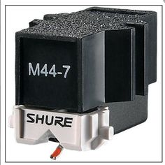 Shure M447 Turntablist Scratching DJ Cartridge for Turntable Record Player