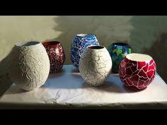DIY - luminaria de jornal - luminaria newspaper - luminaria hechas de periódicos - YouTube